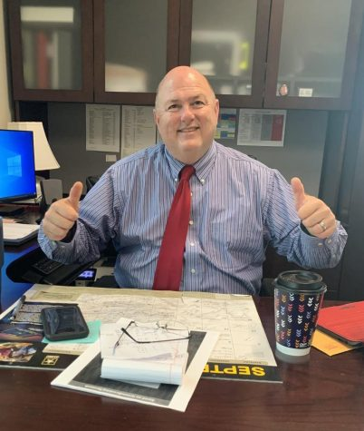 The Principle of the Matter: Getting to Know Principal Dixon