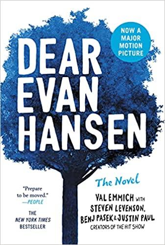 Book of the Week: Dear Evan Hansen